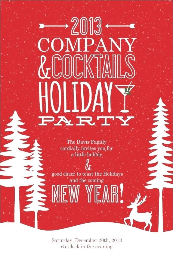 work holiday party invitation corporate templates ideas microsoft office christmas