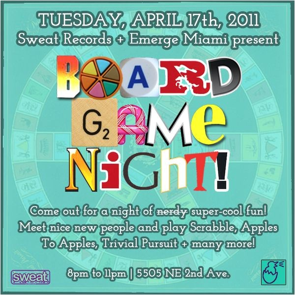 p board game night invitation wording 388305