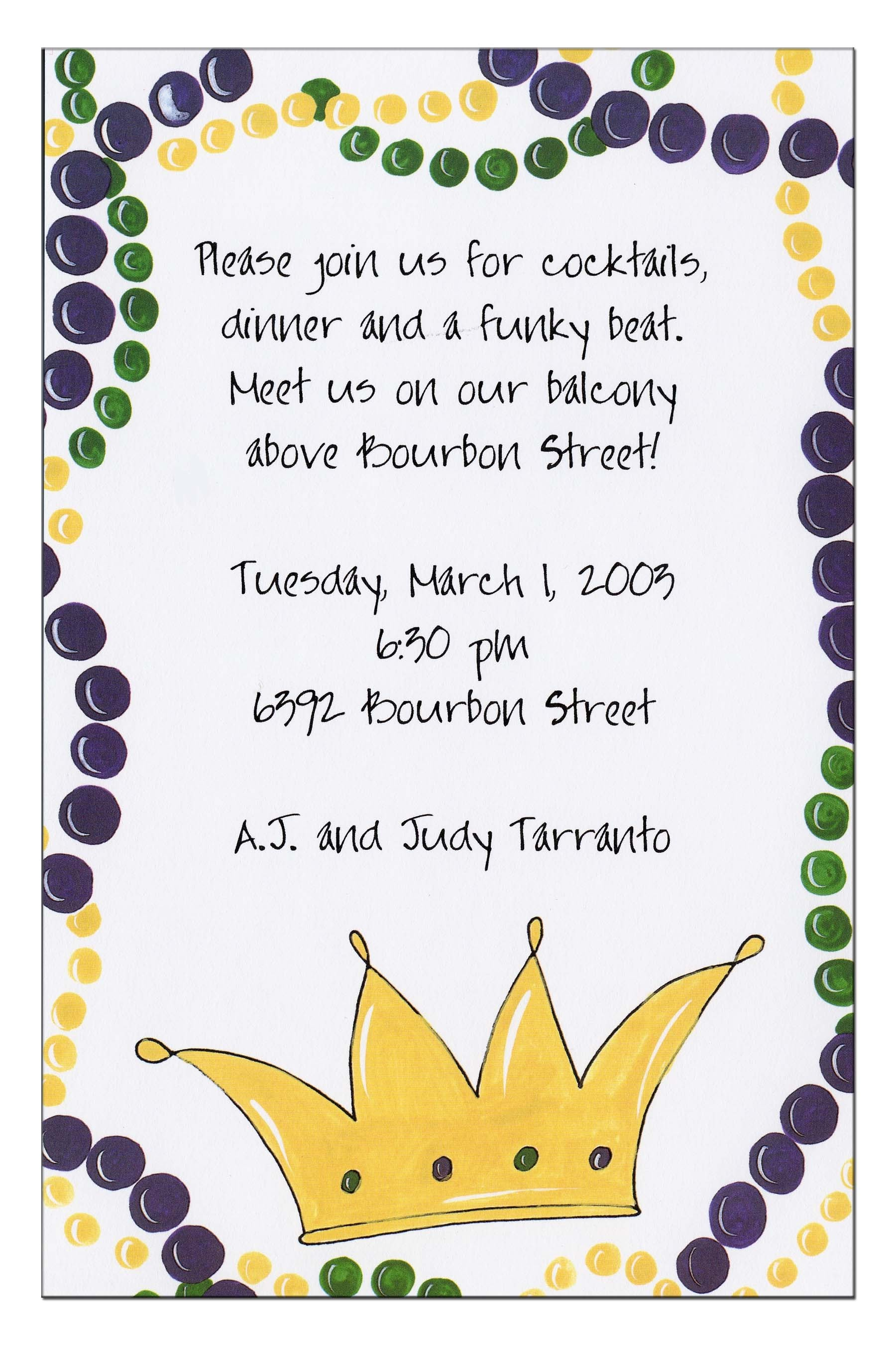 graduation dinner party invitation wording