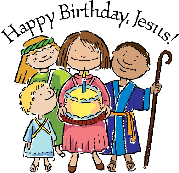 throw jesus a birthday party
