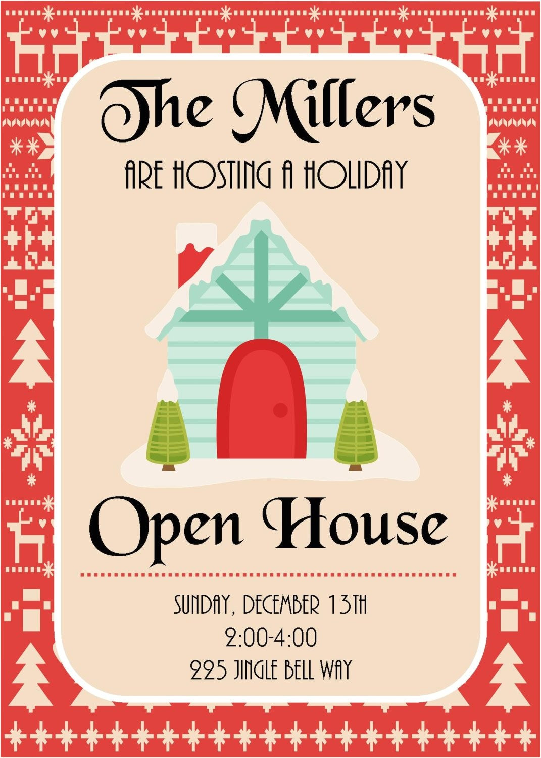 diy printable holiday open house ref market