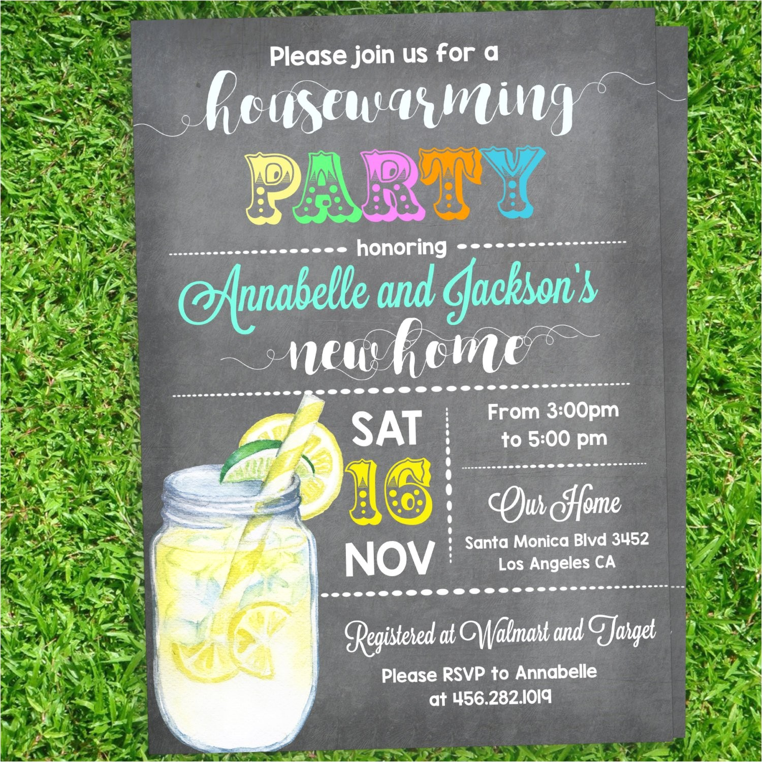 housewarming cocktail party invitations