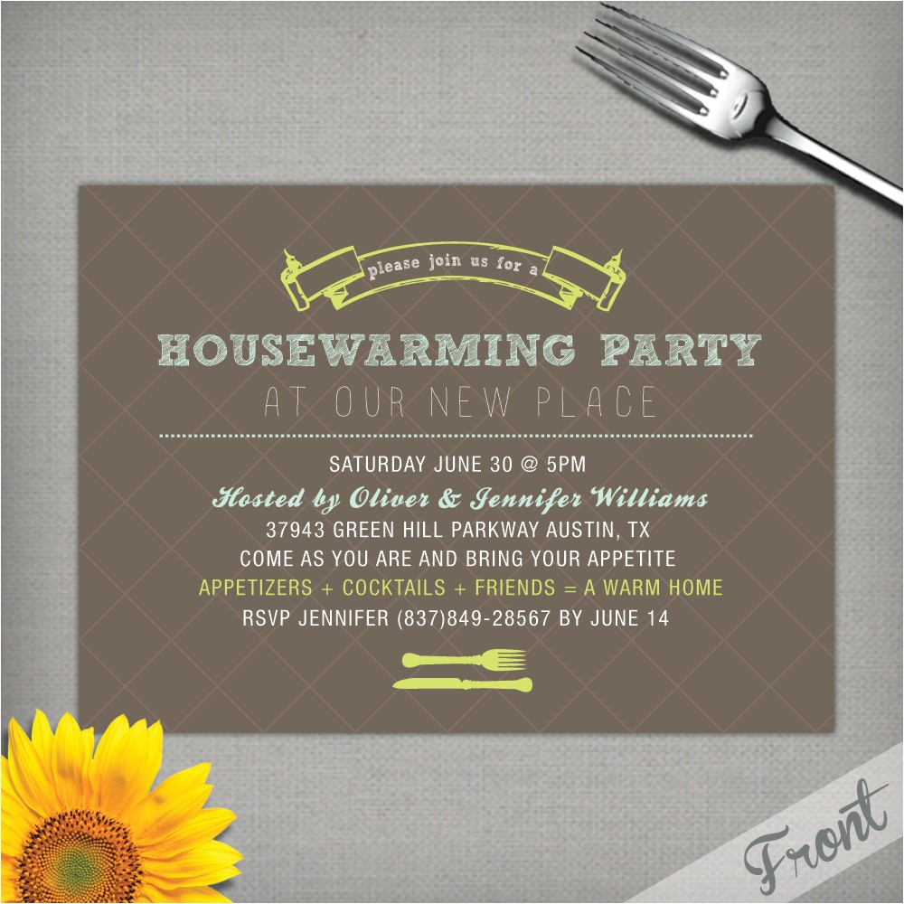 housewarming party invitation wording free ideas