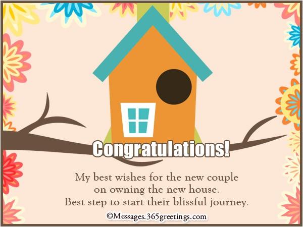 best housewarming wishes
