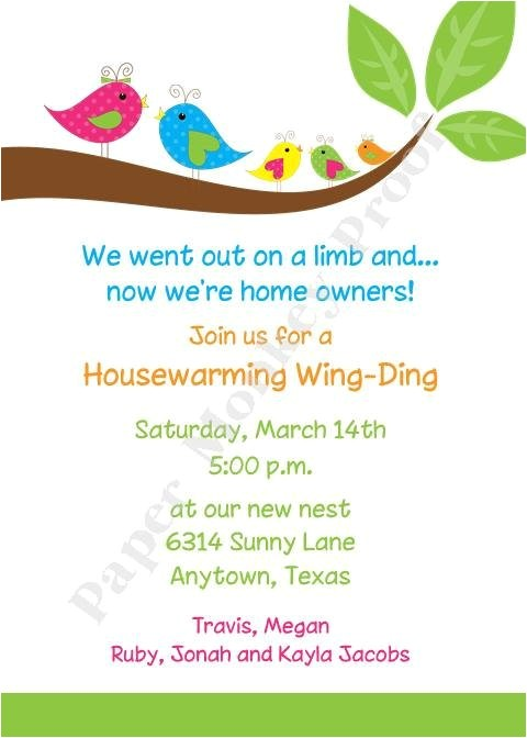 Housewarming Party Message Invite Messages for House Warming Party Invitations