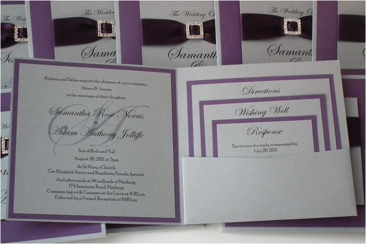 best wedding invitation inserts designs