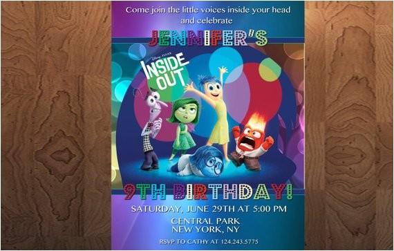 inside out birthday invitation printable