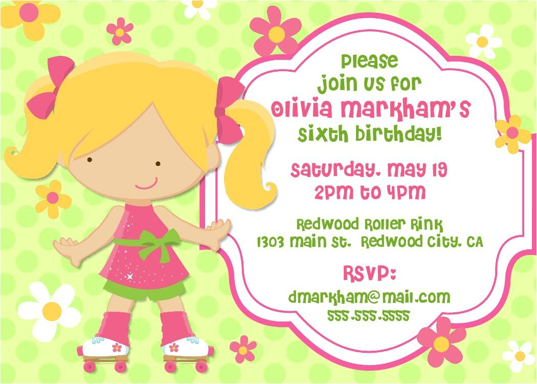 birthday party invitations free printable