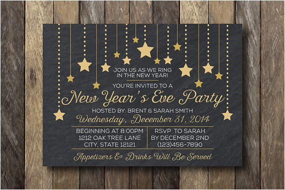 star bright new years eve party ideas