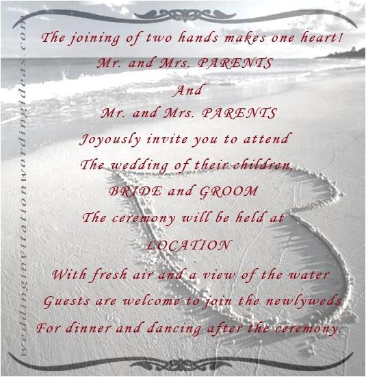 beach theme wedding quotes