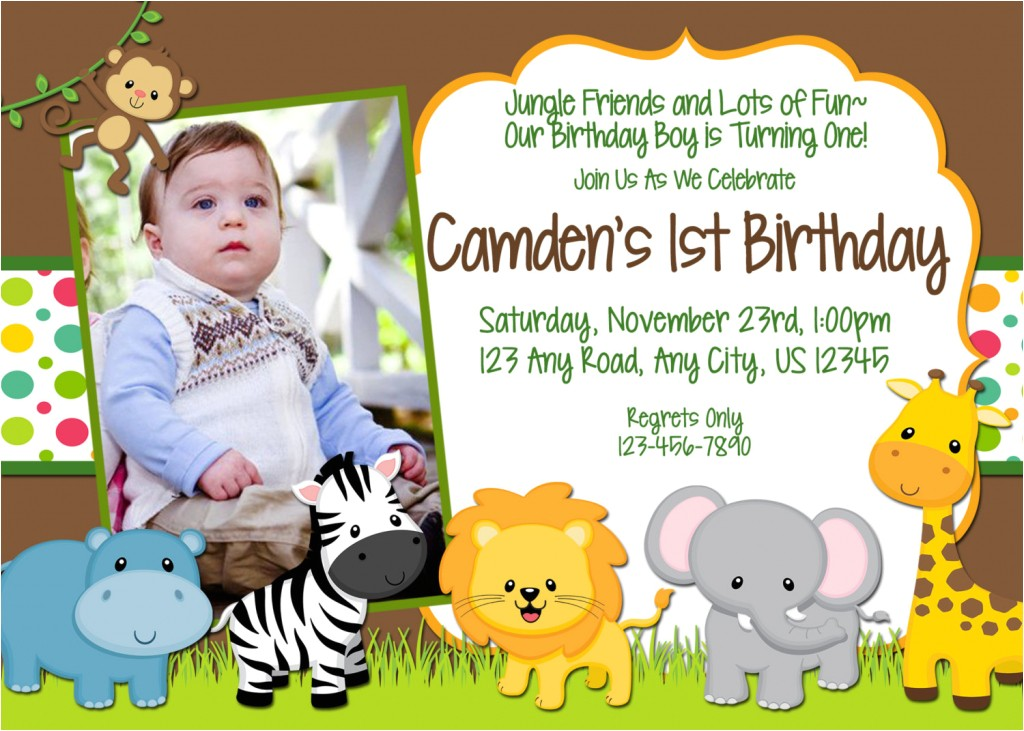 safari themed birthday invitations safari themed birthday party invitations wild jungle theme 2