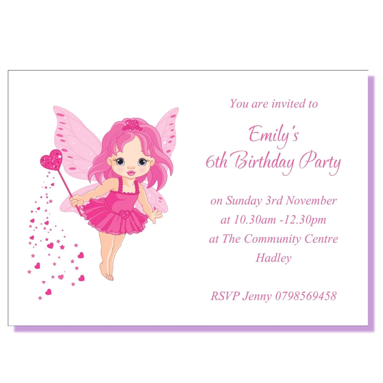 toddler birthday party invites