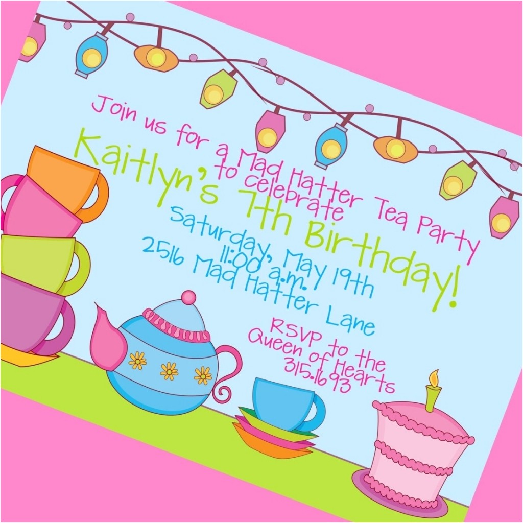 how to make birthday invitation cards at home