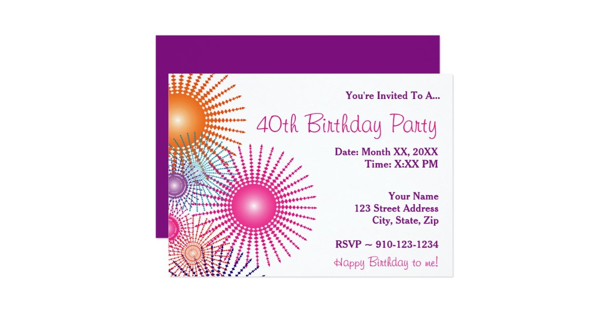 create your own birthday party invitation 256624739624942285