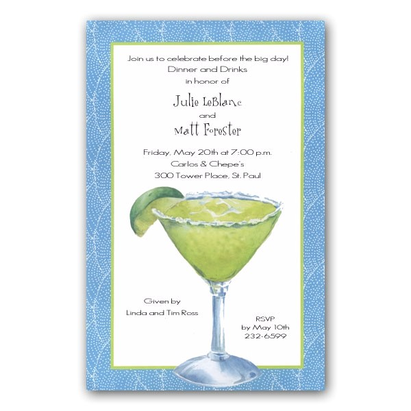 sophisticated margarita party invitations p 7 lm 100