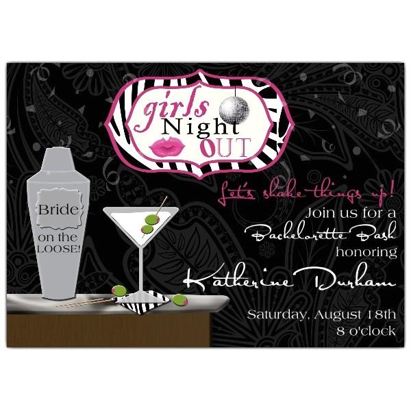chic bar cocktail bachelorette party invitations p 606 75 w100 bp