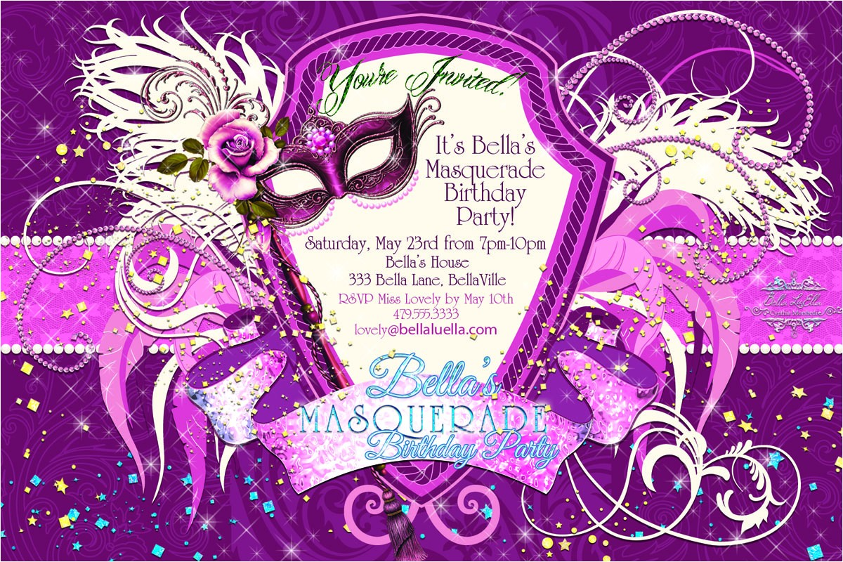 masquerade parties for spring and summer