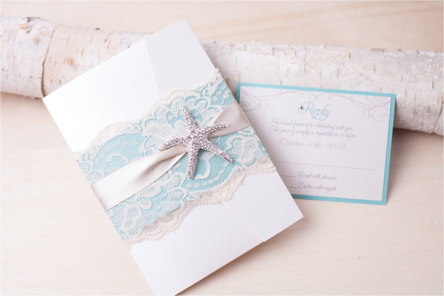 beach wedding invitation kits do it yourself