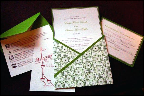 wedding invitation kits target