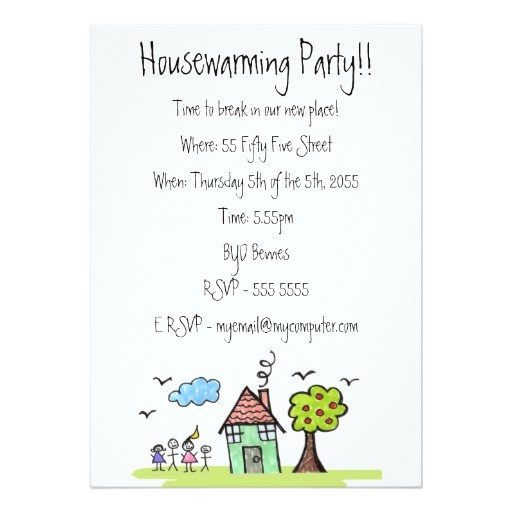 house warming moving party invite invitation 161527719678771155