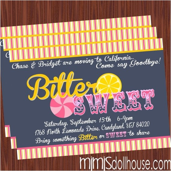 moving party invitation printable