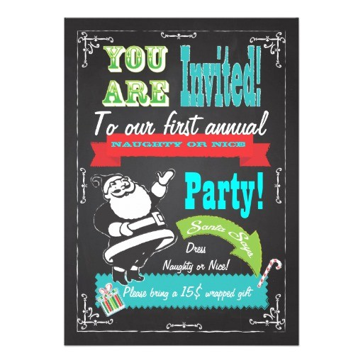 naughty invitations