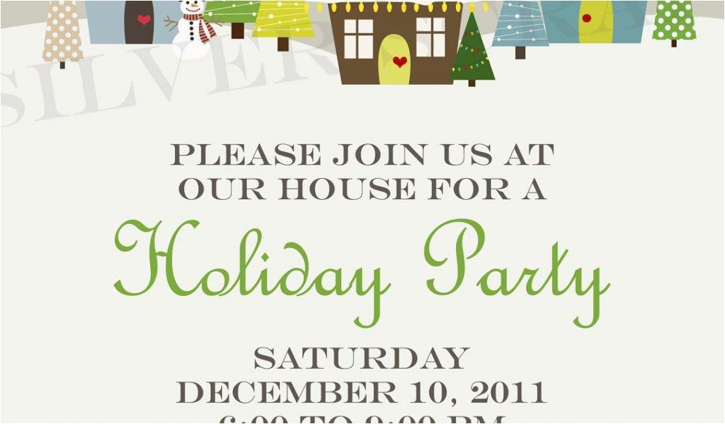 neighborhood party invitation wording