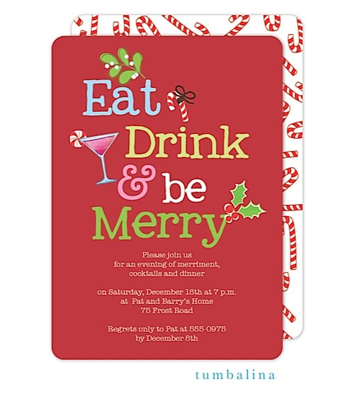 office christmas party invitations 3