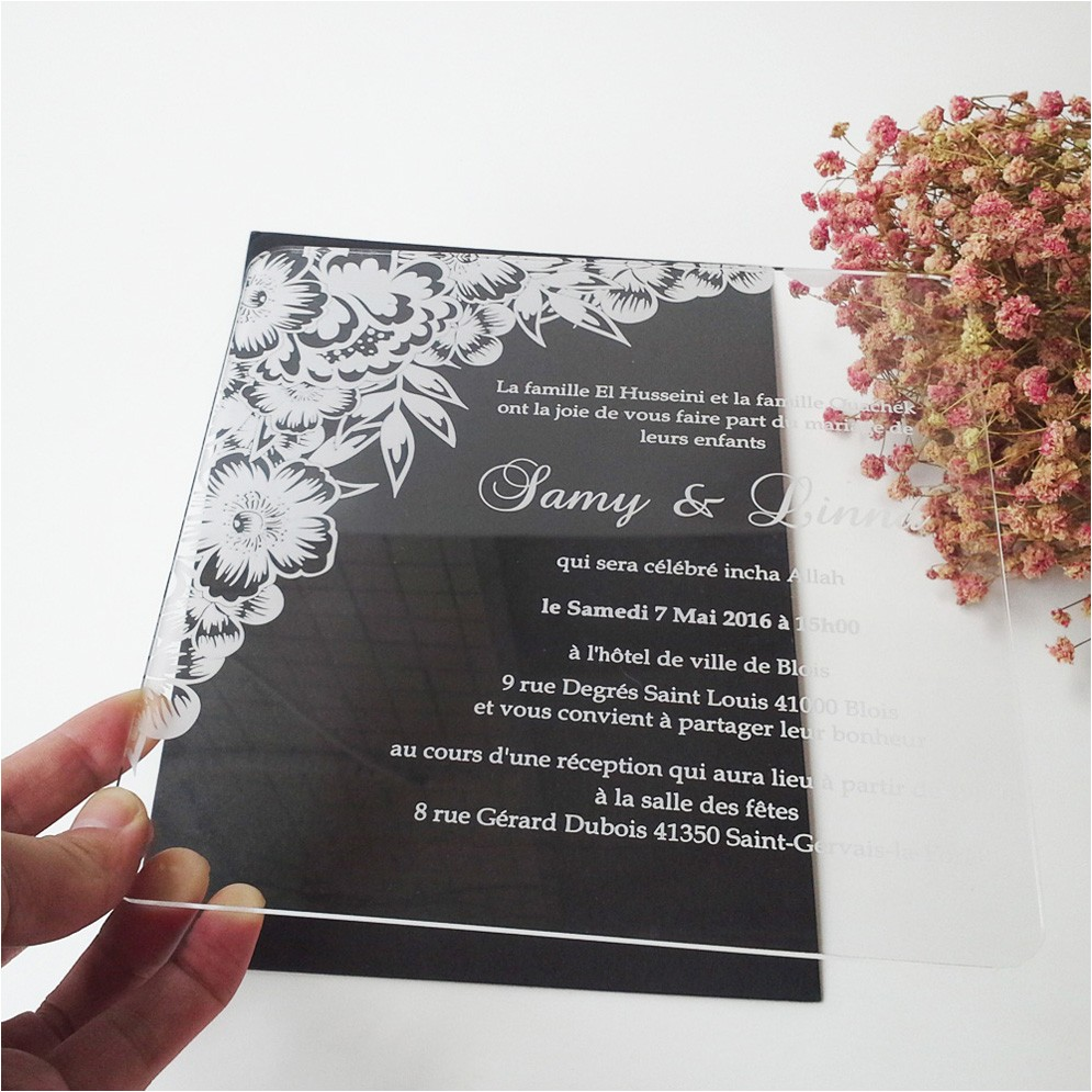 order party invitations