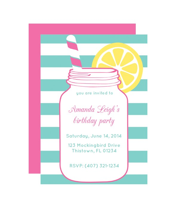 party invitation free printable