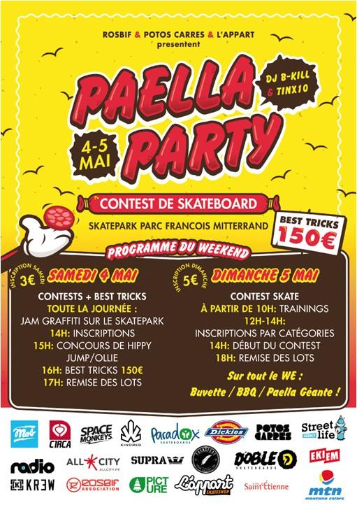 47022 paella party saint etienne