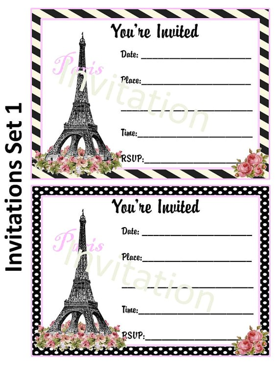 post printable paris invitations 278110