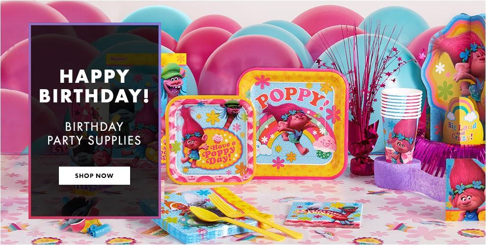 Party City Invitations for Birthdays Birthday theme Seasonal Party Goods Party City