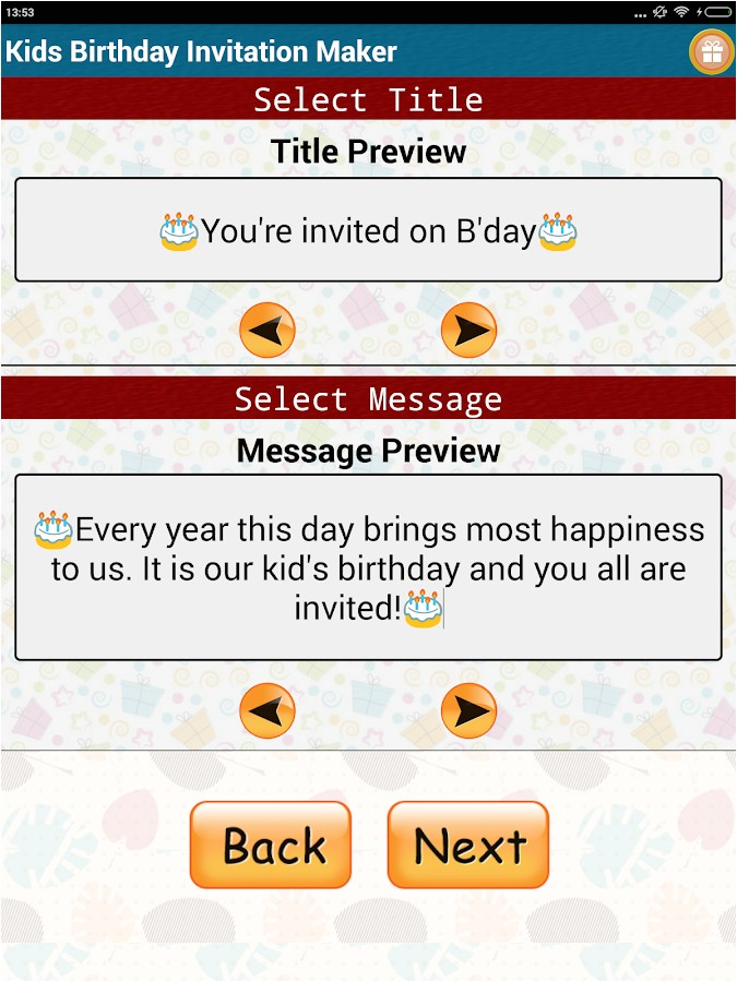 details id com sendgroupsms kidsbirthdayinvitationmaker