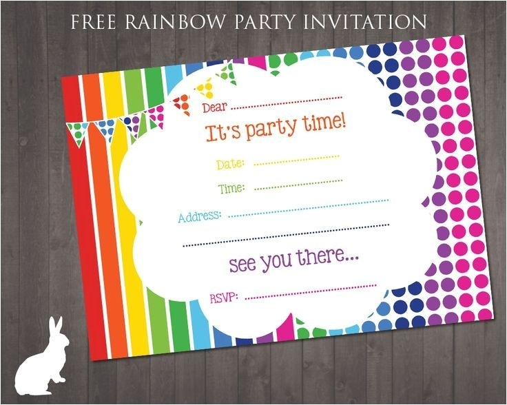 free printable invitation maker