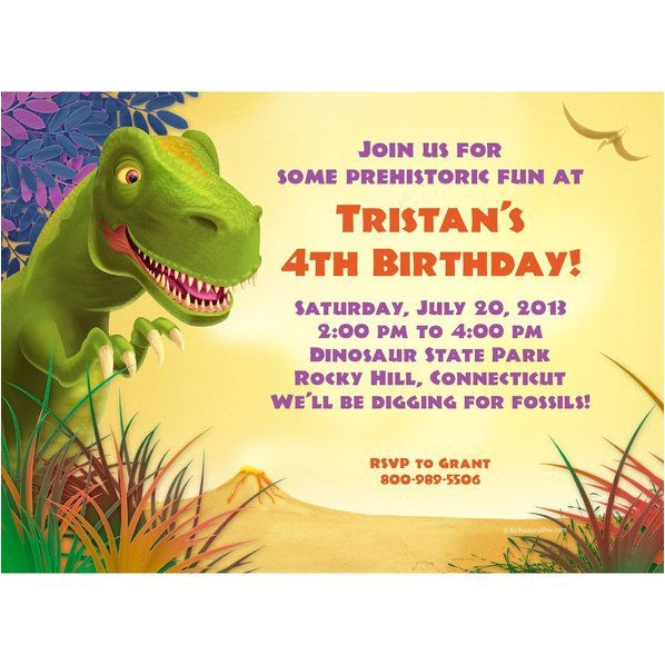 dinosaur party personalized invitation each 1 via 574885ca69702d1a9a0000b6 2c5748884e69702d1a9a0013d3 2c5748896069702d1a9a001bde 2c5748896269702d1a9a001bf1