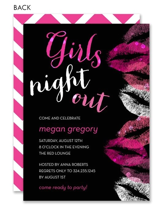 passion party invitations template