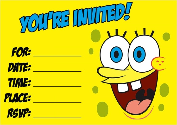 Printable Birthday Party Invitations for 12 Year Old Boy Free Printable Birthday Invitations for Boys Bagvania