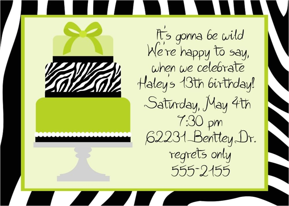 Printable Birthday Party Invitations for 12 Year Old Boy Printable Birthday Invitations for 12 Year Old Girls