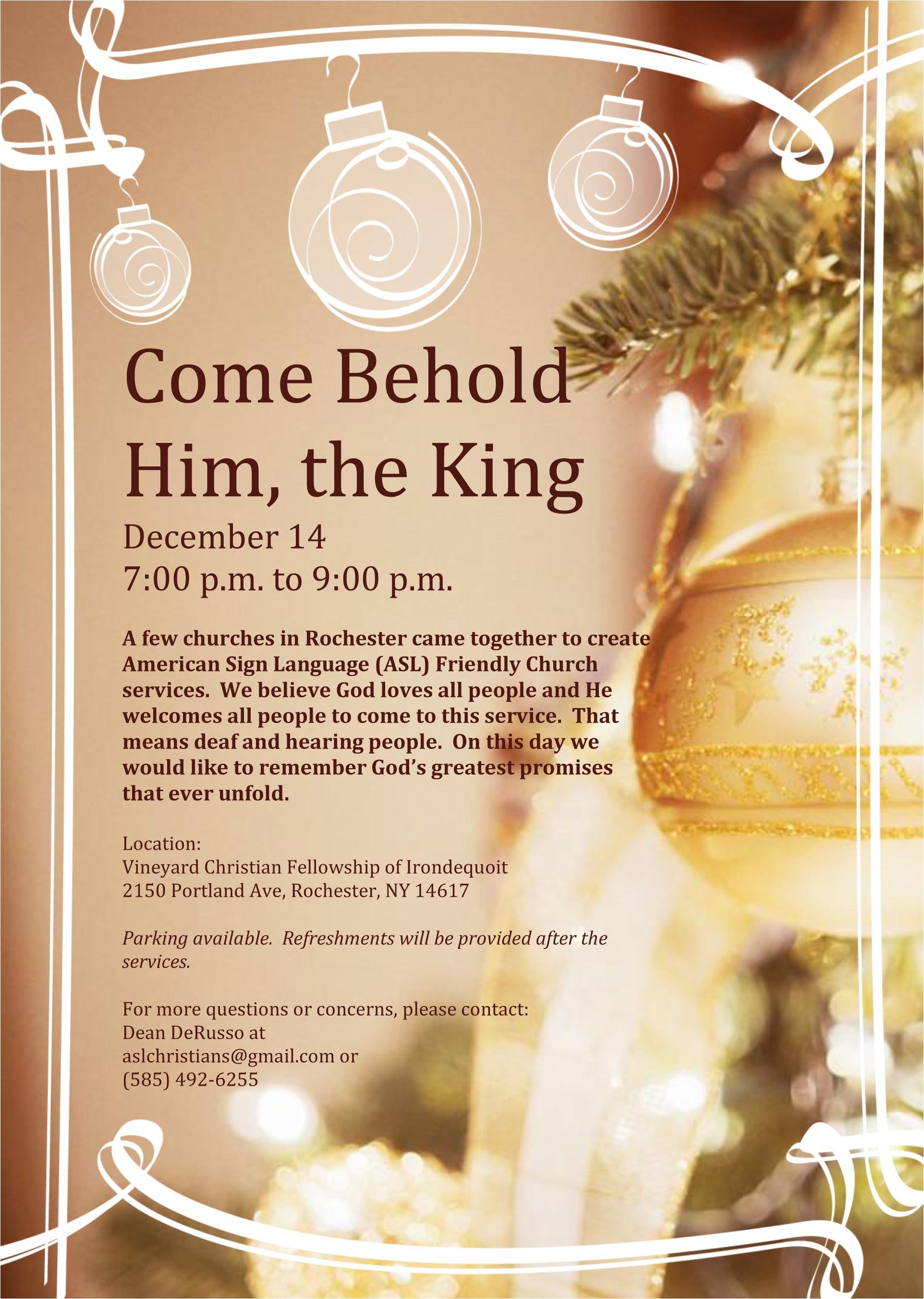 christian christmas party invitation templates