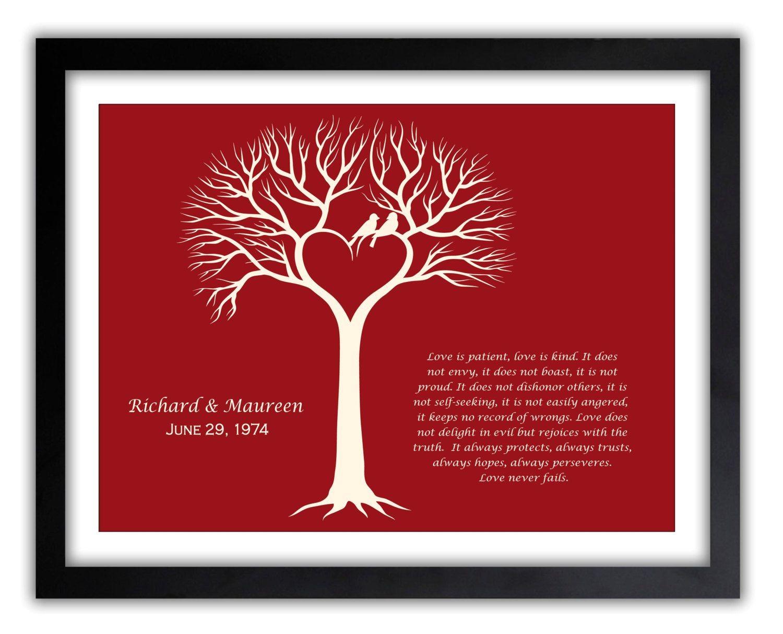 ruby wedding invitations uk