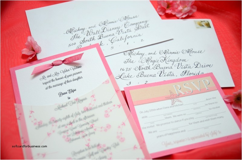 do you send wedding invitations to the wedding party