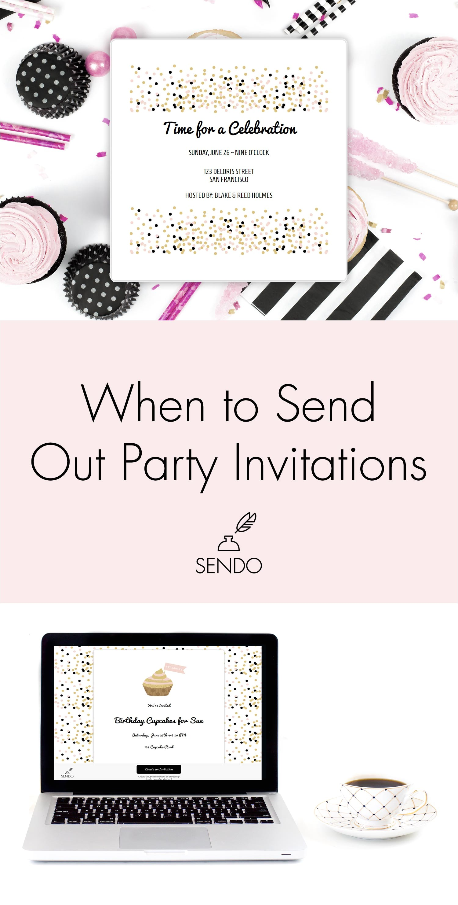 send party invitations