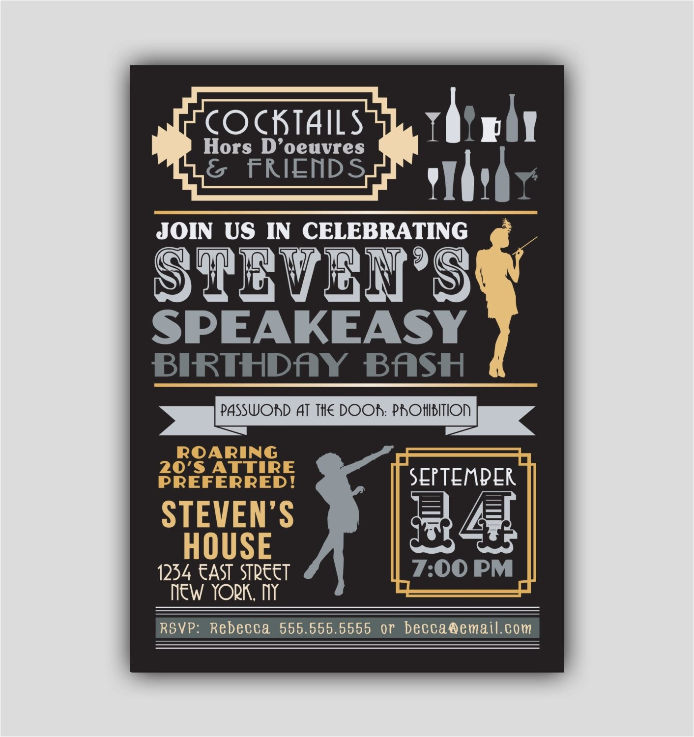 speakeasy prohibition 1920s art deco