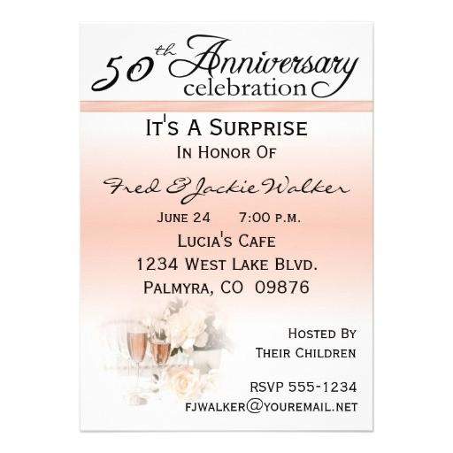 surprise 25th wedding anniversary