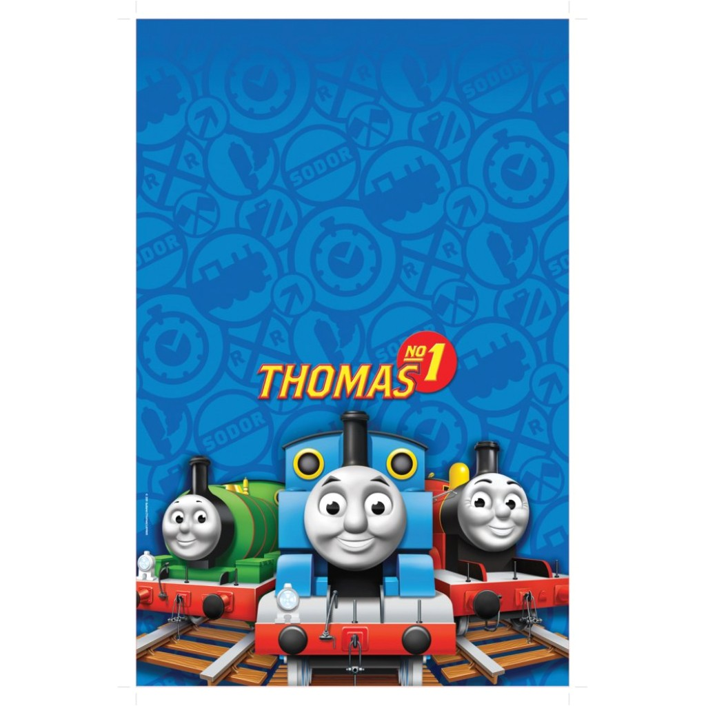 thomas and friends invitation
