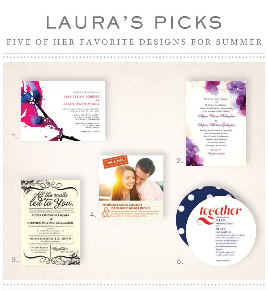 Tiny Prints Wedding Invitations Tiny Prints Wedding Paper Divas Own Laur Chings top Weddi