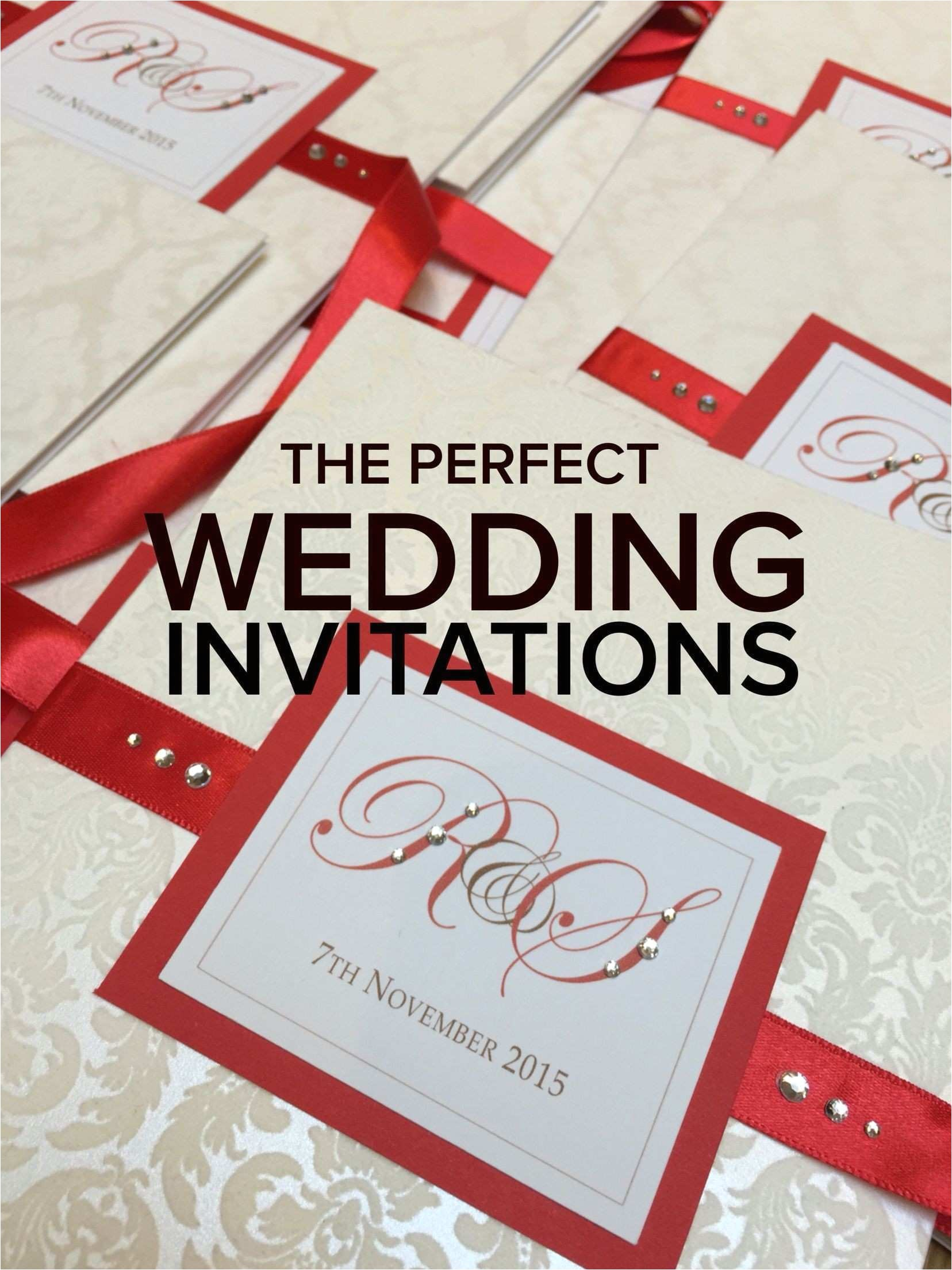 wedding invitation prints