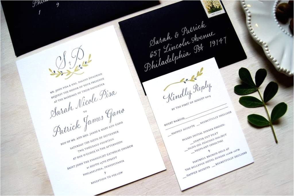 informal wedding invitation wording together with their families