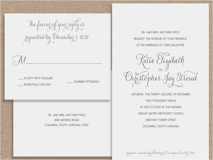 this is how together with their families wedding invitation will look like in 9 years time